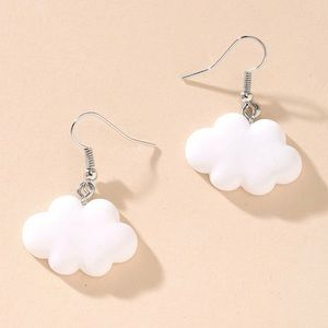 Cloud Earrings ☁️